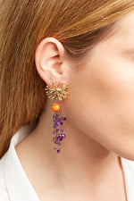 Viola Earrings