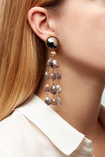 Lucrezia Moonstone Earrings