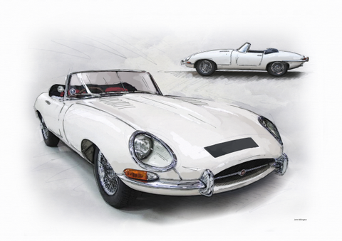 E-Type Jaguar Series 1