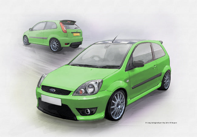 Ford Fiesta Zetec S Celebration