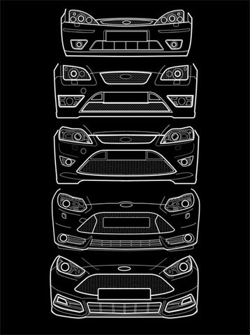 Focus ST Evolution