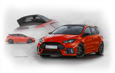 Ford Focus RS Mk3 - RS Edition