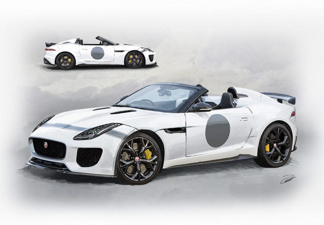 F-Type Jaguar Project 7
