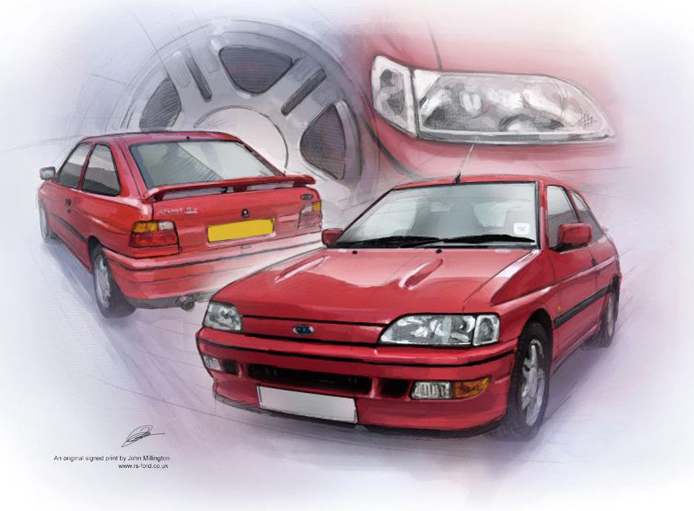 Ford Escort RS2000 MK5