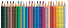 Faber-Castell GRIP  Colour Pencils - tin of 24