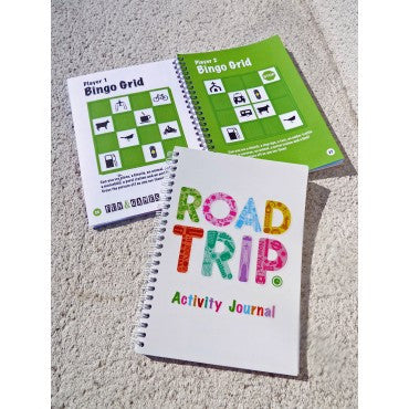 Road Trip Activity Journal