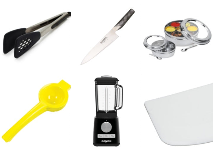 Kitchen gadgets - Food at 52