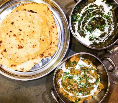 Indian Street Feast Cookery Class