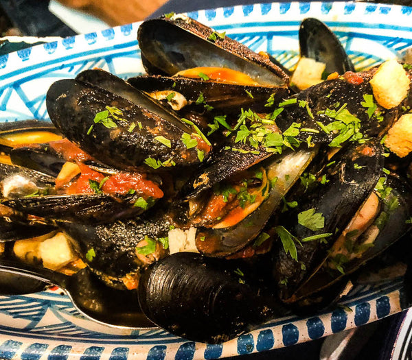 Sicilian Seafood Cookery Class