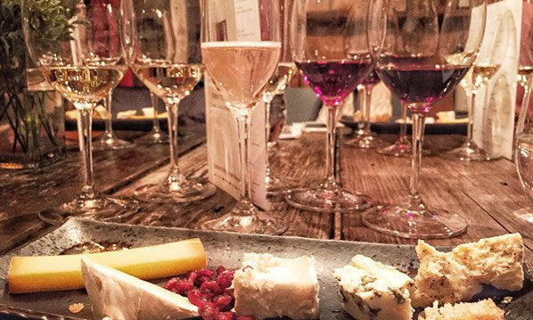 Wine Tasting & Food Events