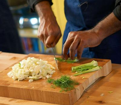 Kitchen Basics Cookery Class and Course
