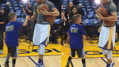 Pat The Roc Skills Academy Prodigy Noah Cutler Invited To Dribble With Steph Curry!