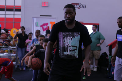 NBA Star Donald Sloan Hosts Camp At The Academy