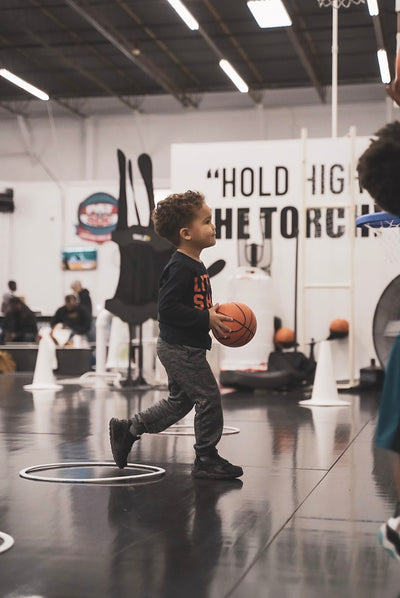 Baby Ballers Toddlers Class, A Huge Success!