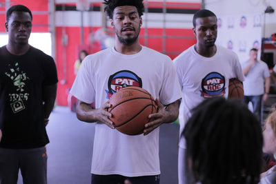 Duke Champion Quinn Cook Visits Academy!