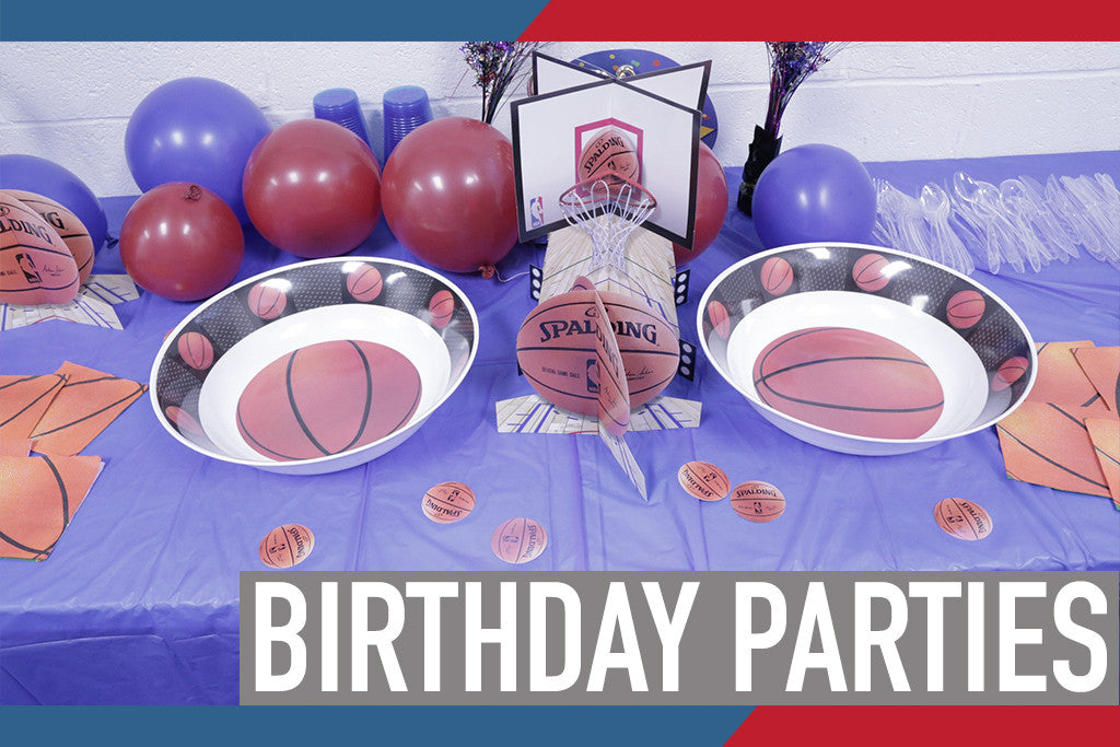 Are You Ready To Have A Non Stop 90 Minute Basketball Birthday Jam Our Festivities Create Memory That Will Last Forever