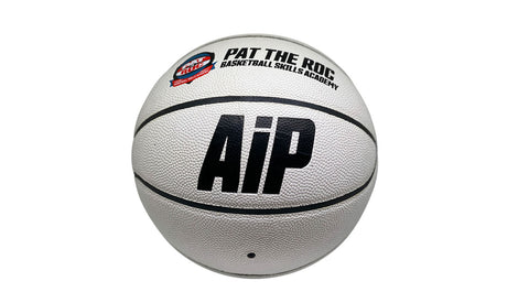 Official Pat The Roc Academy Leather Basketball