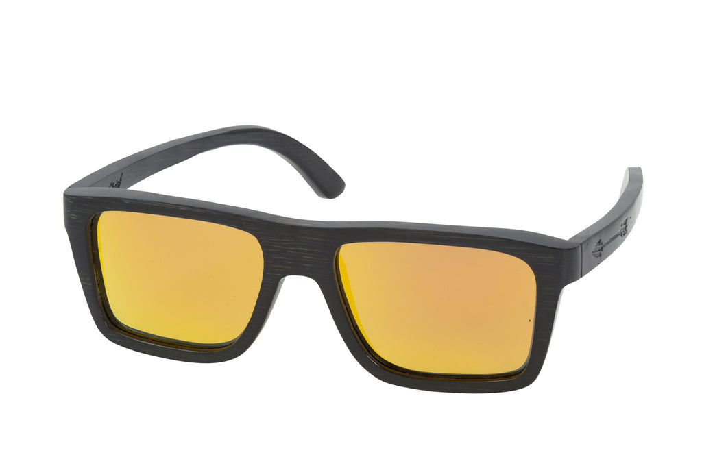 Caddo-Black-Orange-Bamboo-Sunglasses