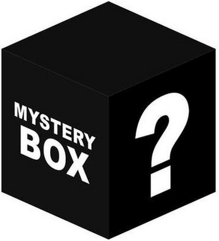 Mystery Box - 4 Pairs for $80