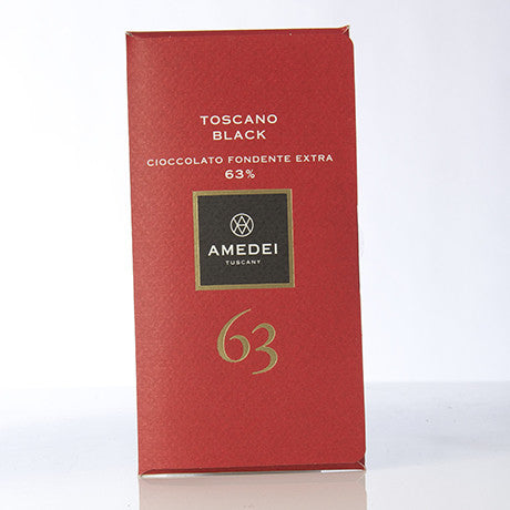 Amedei Chocolate bar 63% Cocoa 50g
