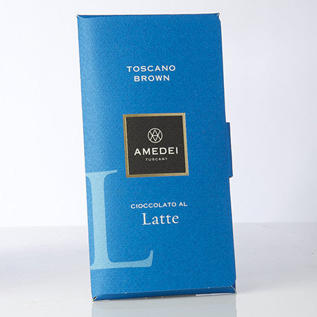 Amedei Milk Chocolate bar 50g