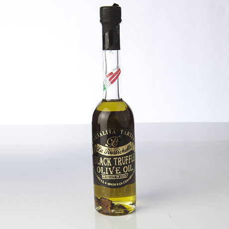 La Rustichella Black Truffle Infused Olive Oil 100mL