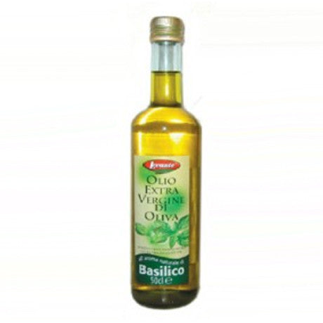 LEVANTE Basil Infused EXTRA VIRGIN Olive Oil 500ML
