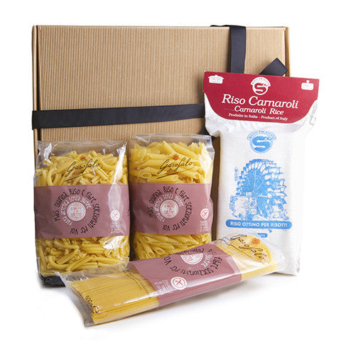 Hamper 1.  Gluten Free Pantry Additions