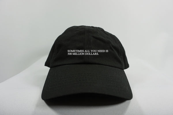 500 MILLION DAD HAT