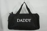 DADDY DUFFLE BAG