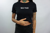 SELF PAID CROP TOP