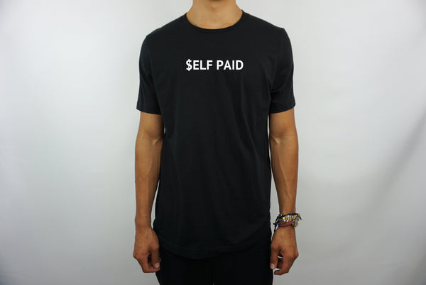 SELF PAID T-SHIRT