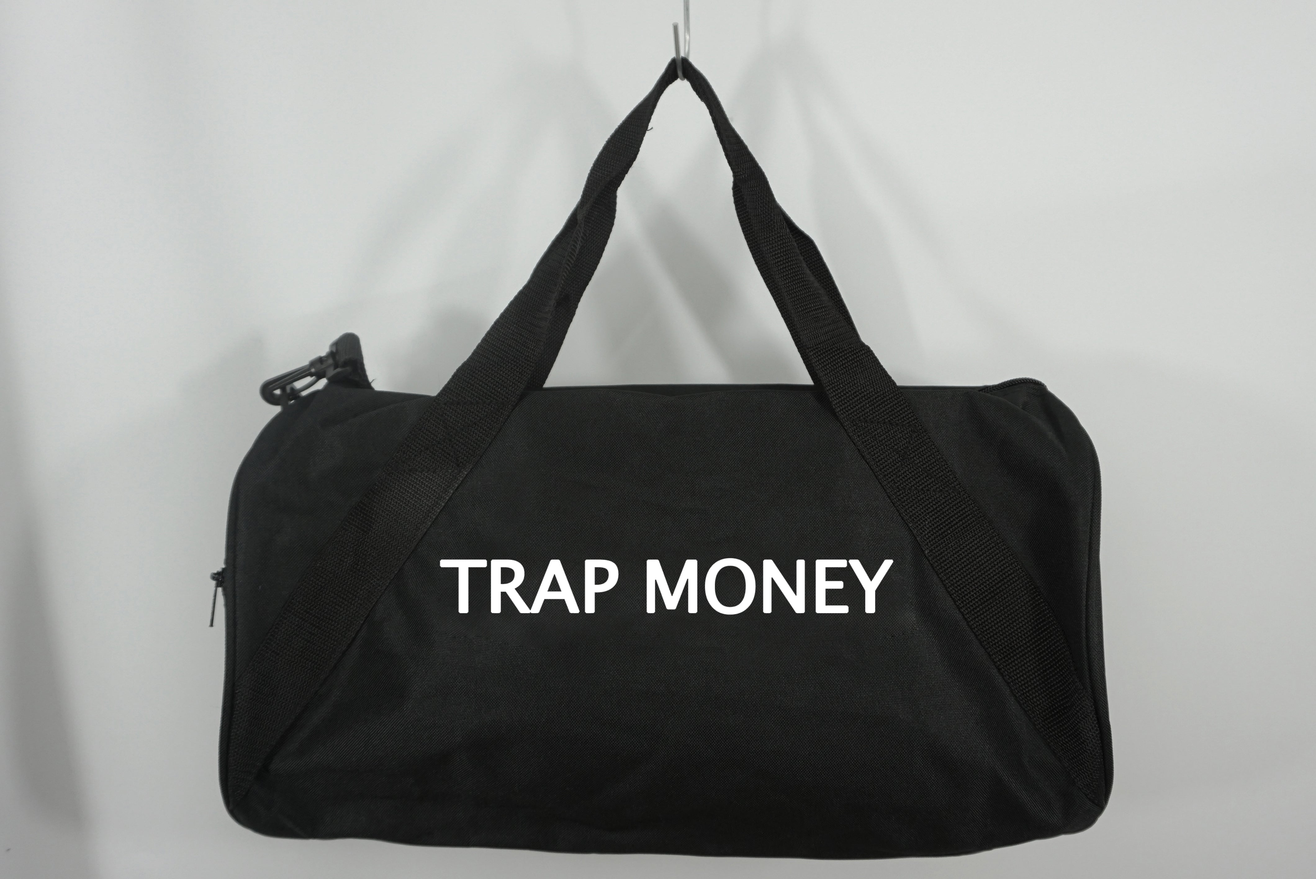 TRAP MONEY DUFFLE BAG