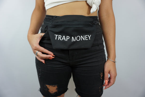 TRAP MONEY FANNY PACK