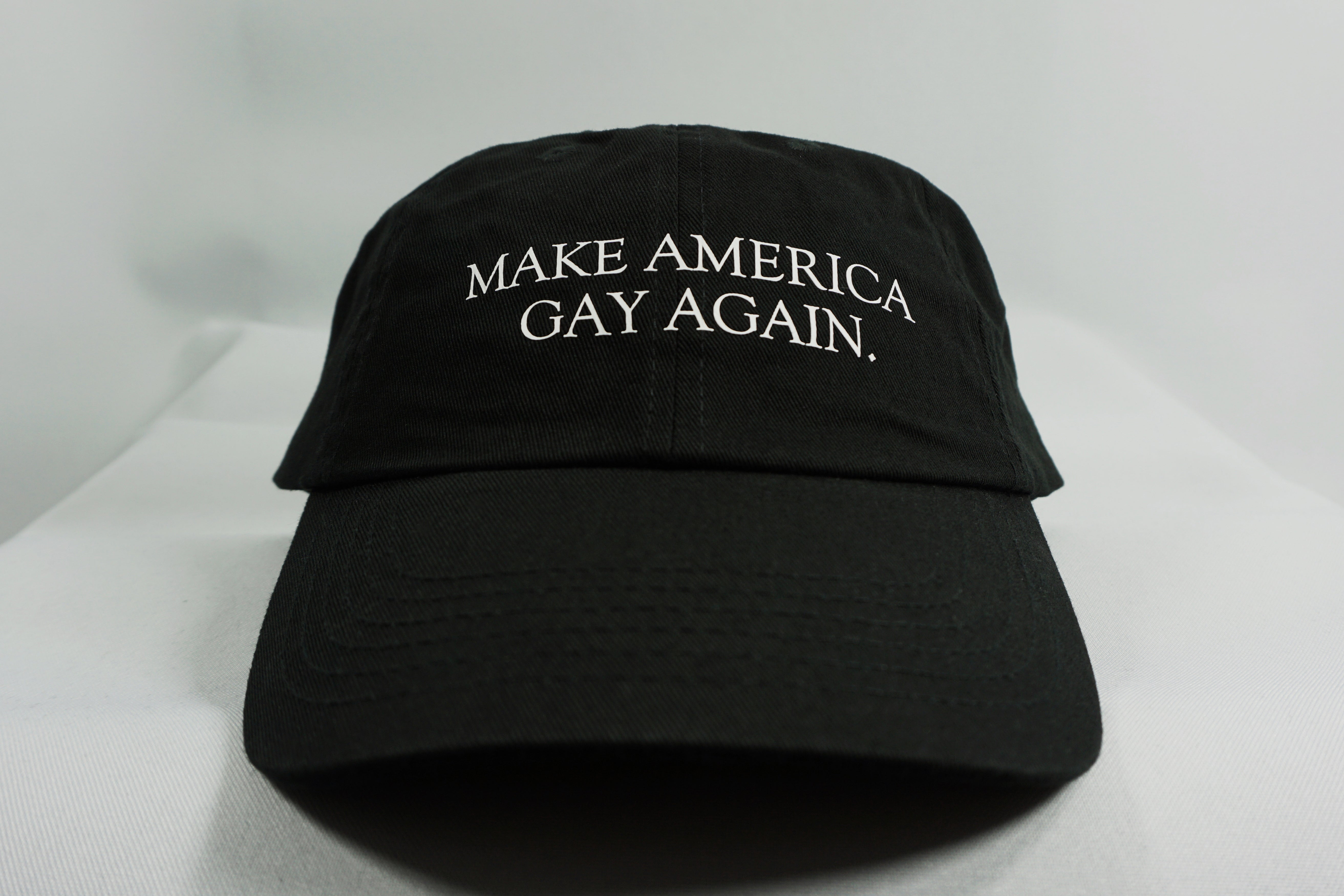 MAKE AMERICA GAY AGAIN DAD HAT