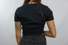 BOSS BITCH CROP TOP
