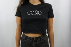 COÑO CROP TOP