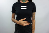 EQUALITY CROP TOP
