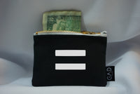Equality Zipper Wallet