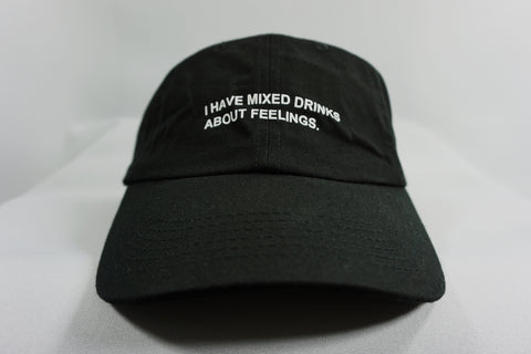 MIXED DRINKS DAD HAT