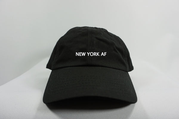 NEW YORK AF DAD HAT