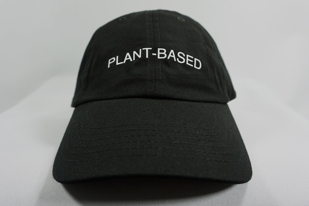 PLANT BASED DAD HAT