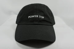 POWER TOP DAD HAT