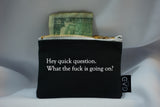 Quick Question Wallet