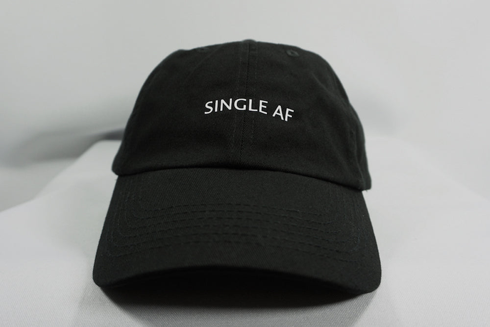 SINGLE AF DAD HAT