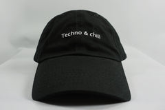 TECHNO & CHILL DAD HAT