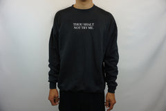 THOU SHALT SWEATER