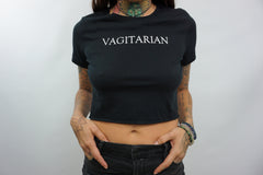VAGITARIAN CROP TOP