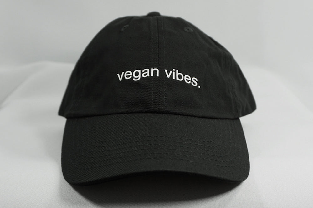VEGAN VIBES DAD HAT