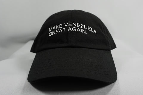 MAKE VENEZUELA GREAT DAD HAT